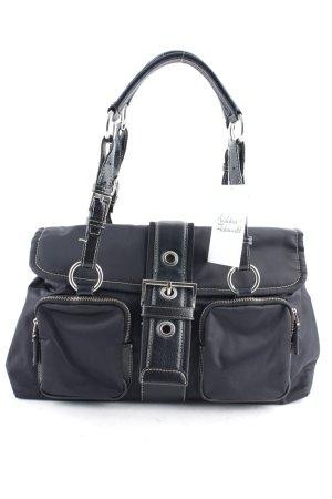 abro Shoulder Bag black street-fashion look