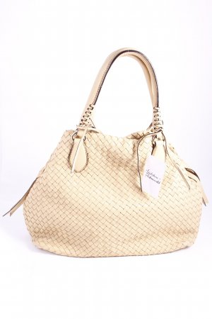 abro Shopper creme Webmuster Casual-Look