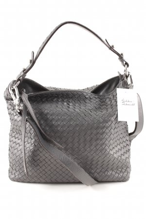abro Shopper dark grey simple style