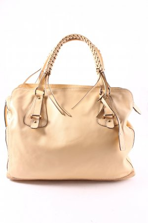 abro Shopper light brown casual look