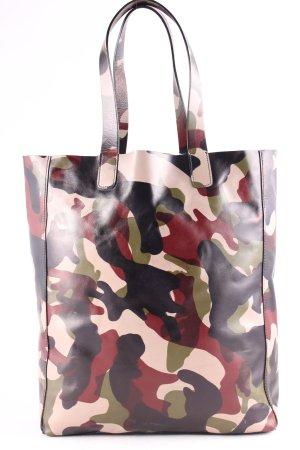 """abro Comprador """"Mustang Shopping Bag Military"""""""