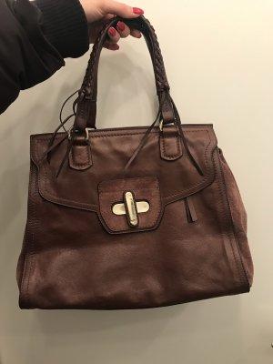 abro Carry Bag brown-dark brown