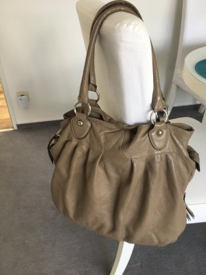 Abro Tasche in taupe