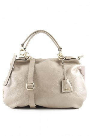 "abro Tote ""Adria Leather Tote Camel Light"" beige"