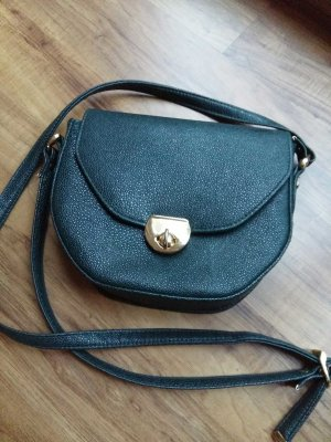 abro Crossbody bag gold-colored-dark green