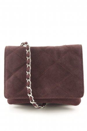 "abro Crossbody bag ""Kaleido Quilted Crossbody"" blackberry-red"