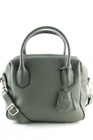 "abro Crossbody bag ""Newton Satchel Green "" forest green"