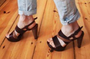 Alberto Fermani High Heels multicolored