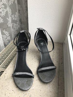 Absatz-Sandalette