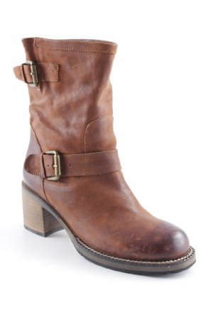 Absatz Stiefel braun Country-Look