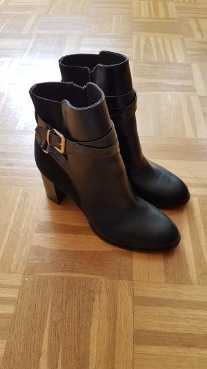 H&M Slouch Booties black