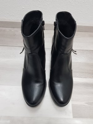 Catwalk Winter Booties black-anthracite