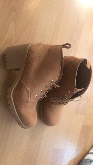 H&M Low boot multicolore