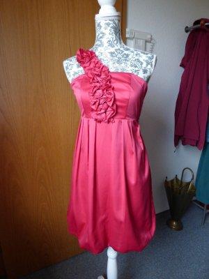 Abschlussballkleid, pink, Laura Scott, nur einmal getragen