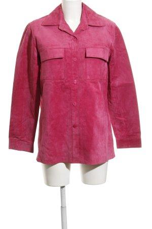 Absolu Paris Long Jacket pink extravagant style