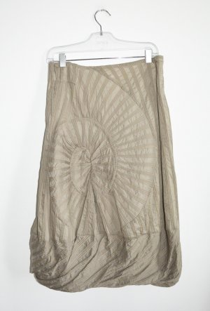 Absolut by Zebra Balloon Skirt beige mixture fibre