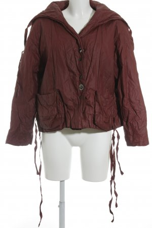 Absolut by Zebra Between-Seasons Jacket bordeaux casual look