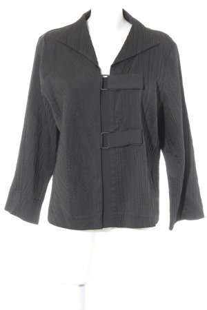 ABSOLUT Short Blazer black casual look