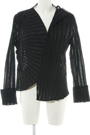 ABSOLUT Long Sleeve Blouse black casual look