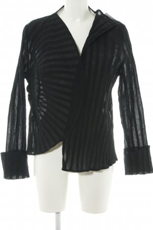 ABSOLUT Long Sleeve Blouse black casual look