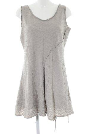 ABSOLUT Top lungo grigio chiaro stile casual
