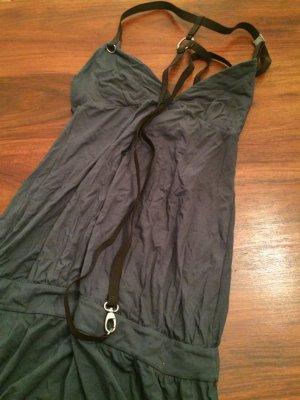 Absolut sexy - Minikleid Ausgehtop mit Bändern von Miss Sixty NEU
