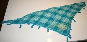 Absoluter Hingucker Schal in verschiedenen Türkistönen von Street One