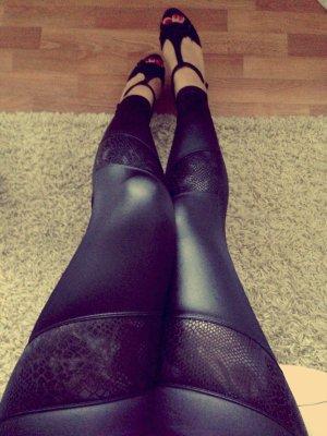 Absoluter #hingucker #schwarze #leggings #neu