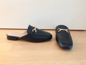 Absolutes Must-Have: Moderne Mules in Schwarz