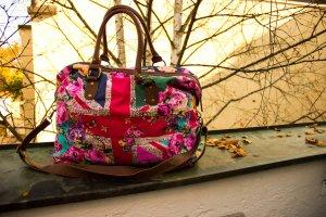Accesorize Tasche aus London ungetragen wie Neu
