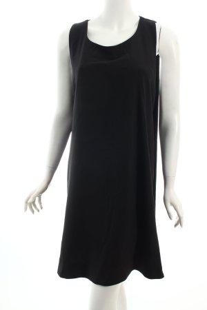 Access A-Linien Kleid schwarz schlichter Stil
