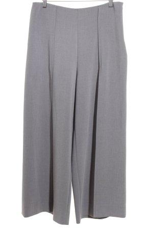 Access Pantalón de cintura alta gris elegante