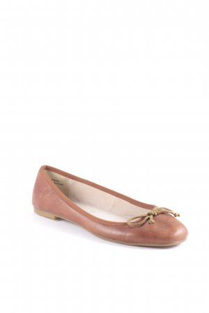 Accessorize Ballerinas cognac klassischer Stil