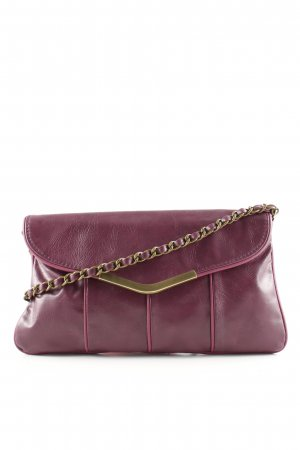 Accessorize Clutch red-gold-colored casual look