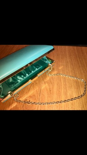 Accessorize Clutch turquoise