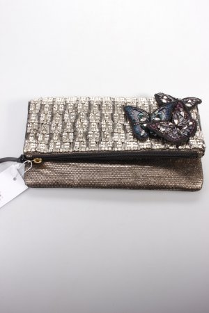 Accessorize Clutch mit Schmetterlingen