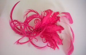 Accessorize Hair Accessory pink-magenta fur