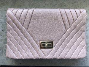 Accessorize Borsa clutch rosa antico-rosa pallido