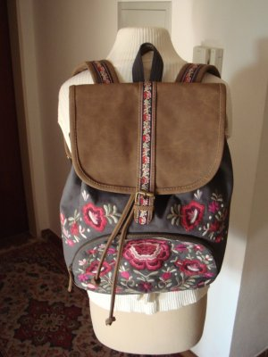 Accessorize Trekking Backpack multicolored