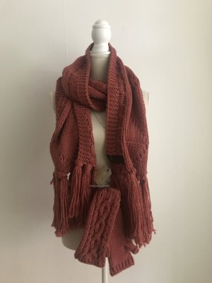 Accessorize Knitted Scarf multicolored