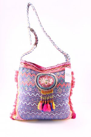 Accessorize Shopper mehrfarbig Boho-Look