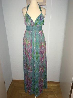 Accessorize Chiffon Dress multicolored