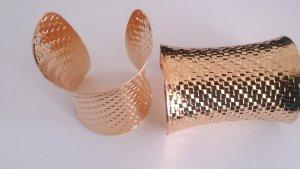 Accessorize zwei Cuffs Armreifen Antike Golfarben Ethno