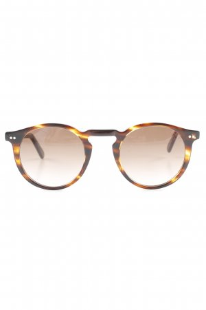 Ace & Tate Panto Brille Tortoisemuster Street-Fashion-Look