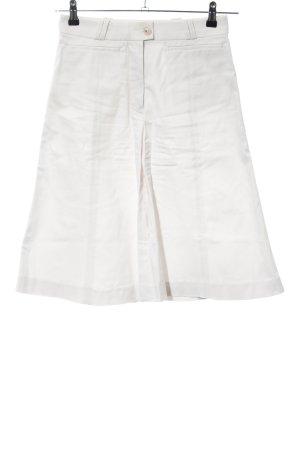Acne Pantalone a 3/4 bianco stile casual
