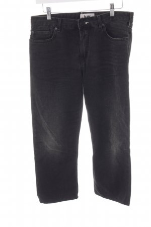 Acne 7/8 Jeans schwarz Casual-Look