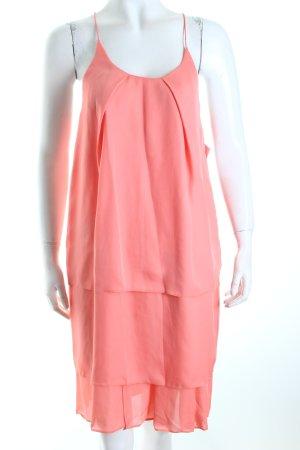 Acne A-Linien Kleid apricot klassischer Stil