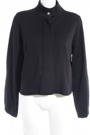 Acne Blouson noir style simple