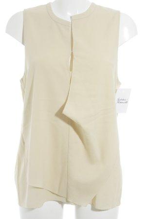 Acne Blusa beige elegante