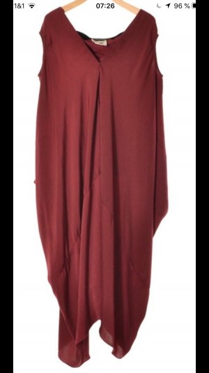 Acne Hippie Dress bordeaux